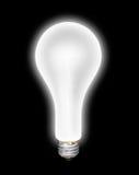 накаляя lightbulb Стоковая Фотография RF