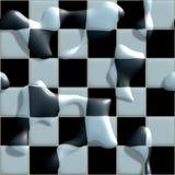 накапанная вода мозаики пола Стоковые Фотографии RF