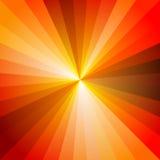 Накаленная докрасна предпосылка конспекта светового луча Стоковое Изображение RF