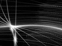 Накаляя линии - изображение конспекта цифров произведенное иллюстрация штока