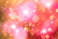 Накаляя свет предпосылки стоковое изображение rf