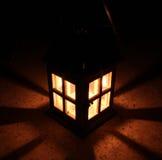 накаляя фонарик Стоковые Изображения