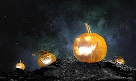 Накаляя фонарик jack Мультимедиа Мультимедиа Стоковое фото RF