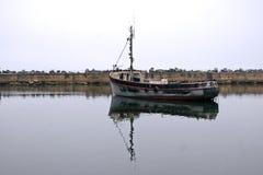 Накидка Южная Африка гавани Lambertsbaai западная Стоковые Изображения
