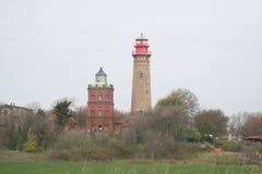 Накидка Arkora Ruegen маяка Стоковые Фото