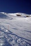наклон лыжи Стоковые Фото