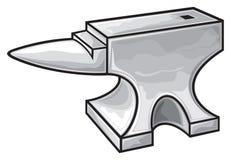 Наковальня Стоковое фото RF