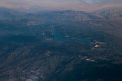 Наконечник озера Стоковые Изображения