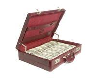 наличные деньги трудные Стоковые Фотографии RF