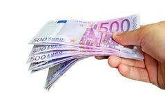 наличные деньги Стоковое Изображение RF