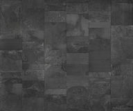 Намечайте плитку керамическую, безшовную темноту текстуры - серую карту для графика 3d Стоковые Фото