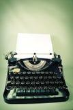 напечатайте слова на машинке ваши Стоковая Фотография RF