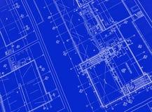 напечатанная светокопия Стоковые Фото