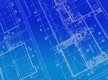 напечатанная светокопия Стоковое Фото