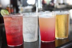 Напитки стоковая фотография