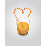 Напиток Стоковое Изображение