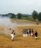 Наполеоновский воин стоковое фото rf