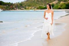 Напольная невеста Стоковые Фото
