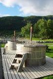 напольное ванн норвежское Стоковые Фотографии RF