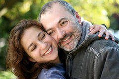 напольное пар счастливое Стоковые Изображения RF