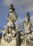 Напольные скульптуры Стоковые Изображения RF
