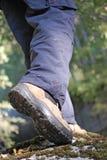 напольный trekking Стоковые Изображения RF