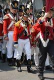 Наполеоновские воины стоковые фотографии rf