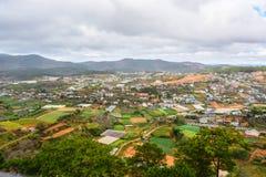 Напольное Азии сельской местности tural Стоковое Изображение