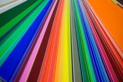 направляющий выступ цвета Стоковое Изображение