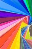 направляющий выступ цвета Стоковая Фотография RF