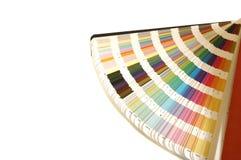 направляющий выступ цвета стоковые изображения