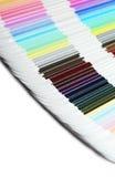 направляющий выступ цвета Стоковые Фотографии RF