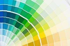 направляющий выступ цвета Стоковые Изображения RF