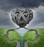 Направление отношения бесплатная иллюстрация