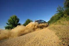 Направлять рельсами автомобиля Стоковая Фотография RF