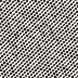 Нарисованная рукой картина стиля этническая безшовная иллюстрация абстрактной предпосылки editable геометрическая формирует векто Стоковое Изображение
