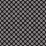 Нарисованная рукой картина черно-белого конспекта чернил безшовная текстура вектора стильная Monochrome геометрические линии кист Стоковое фото RF