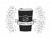 Нарисованная рукой кофейная чашка бесплатная иллюстрация