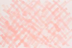 Нарисованная рукой яркая красная иллюстрация предпосылки Стоковая Фотография RF