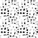Нарисованное вручную собрание чернил Стоковые Изображения