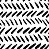 Нарисованное вручную собрание чернил Стоковые Изображения RF