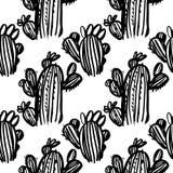 Нарисованное вручную собрание чернил Стоковое Изображение RF
