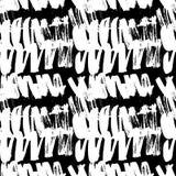 Нарисованное вручную собрание чернил Стоковая Фотография