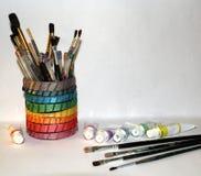 Нарисуйте вашу мечту Стоковое Изображение