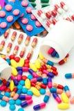 Наркоман лекарств Стоковые Изображения RF