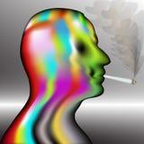наркоман Стоковое Изображение