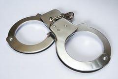 наручники крома Стоковая Фотография