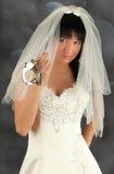 наручники невесты стоковое изображение rf