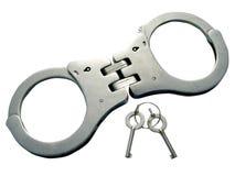 наручники Стоковые Изображения