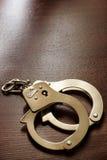 наручники Стоковые Изображения RF